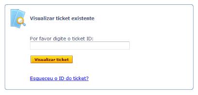 Visualizar Ticket Form